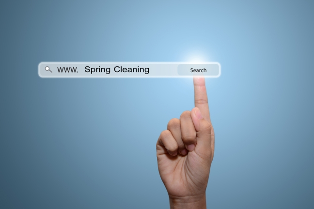 Time for a content marketing spring clean? shutterstock.com |new photo